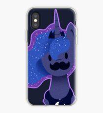 Royal Mustache iPhone Case