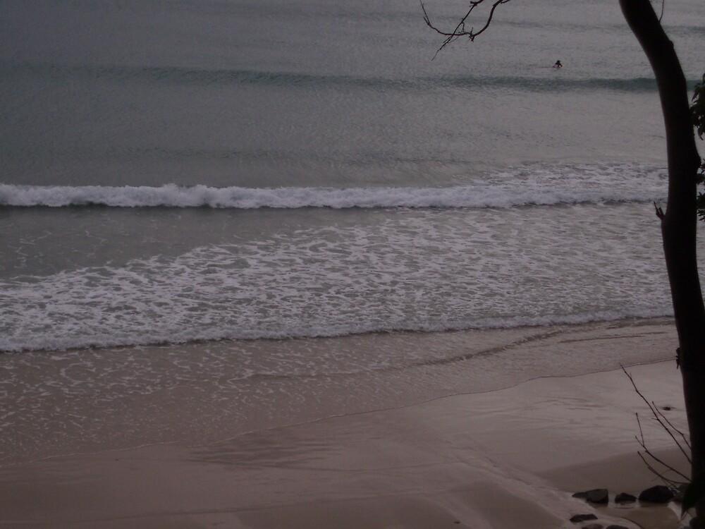 noosa beach by samaus