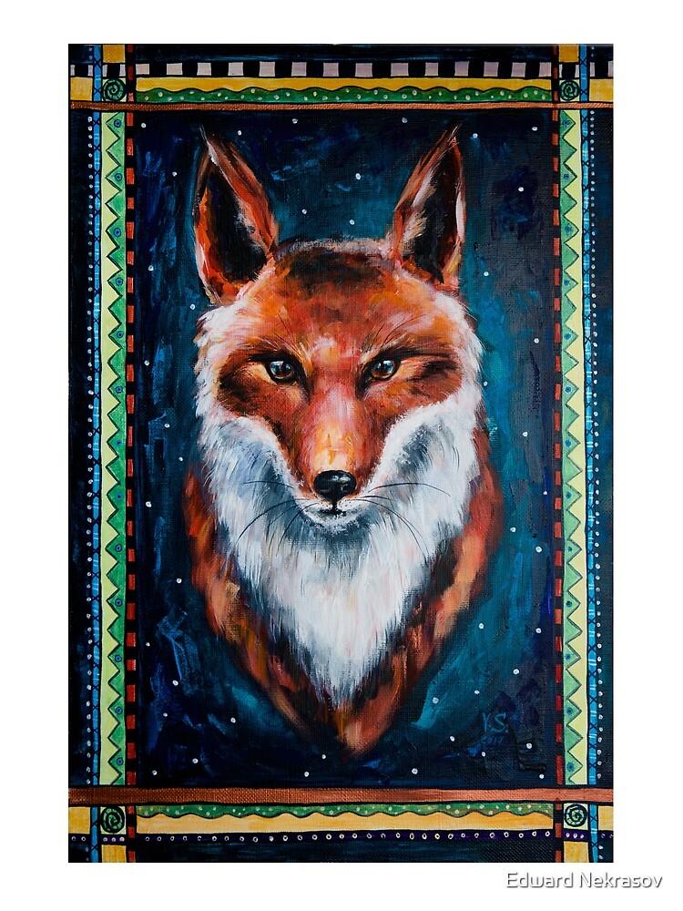 Fox by Sadykova