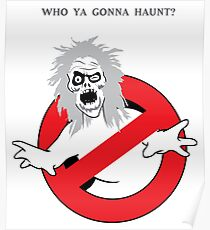 Haunt Busters Poster