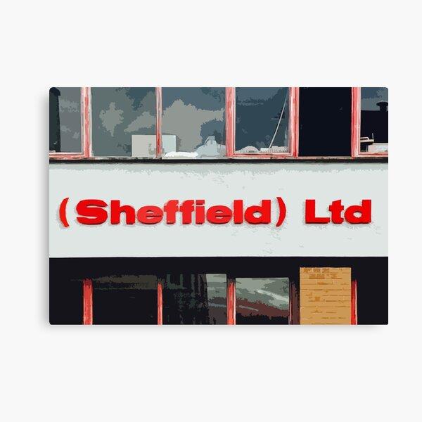 (Sheffield) Ltd 2 Canvas Print