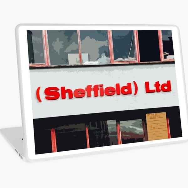 (Sheffield) Ltd 2 Laptop Skin