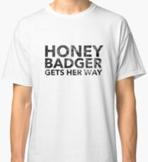 Honey Badger Christmas T Shirts Redbubble