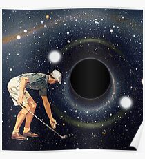 Black Hole in One Poster