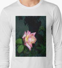 pink yellow rose 08/11/17 T-Shirt