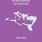 The Byzantine Empire by mehmetikberker