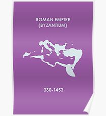 The Byzantine Empire Poster