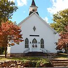 Country Church - (SMALLTOWN USA Series)       ^ by ctheworld