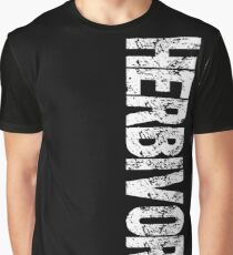 Herbivore - Vertical Graphic T-Shirt