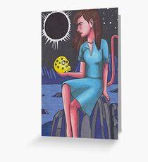 Blackstar Greeting Card