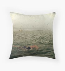 Tidal Pool Throw Pillow