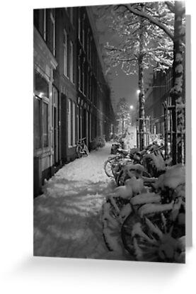 Winter magic by Faith Hunter