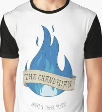 The Chandrian (The Name of the Wind) Graphic T-Shirt