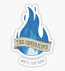 The Chandrian (The Name of the Wind) Sticker
