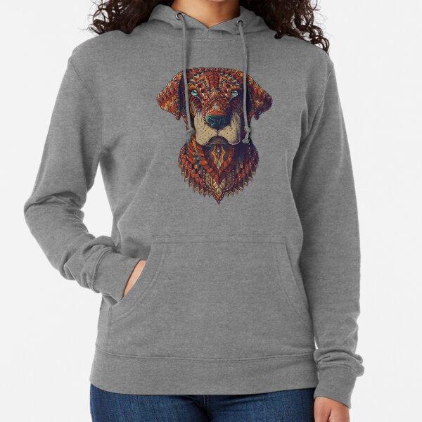 Labrador (Color Version) Lightweight Hoodie