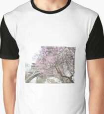 Springtime in Paris Graphic T-Shirt