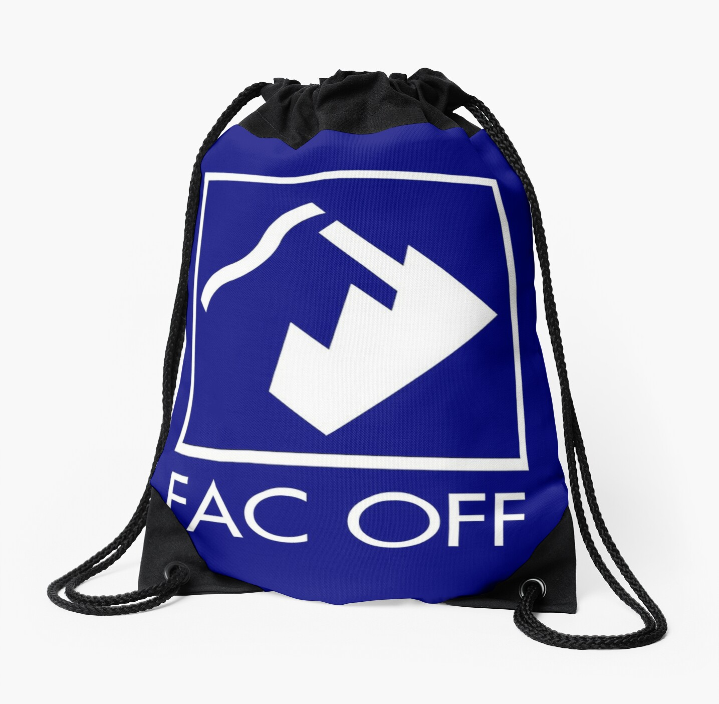 Factory Records - FAC OFF by congohammer