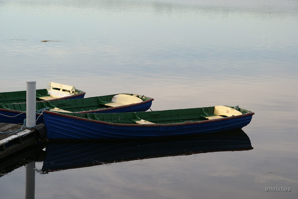Row Boats by emmmee