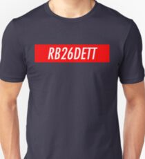 RB26DETT Unisex T-Shirt