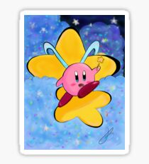 Kirby the Star warrior  Sticker