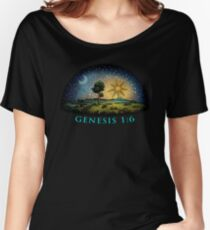 Genesis 1:6 Women's Relaxed Fit T-Shirt