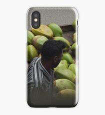 coconut seller iPhone Case