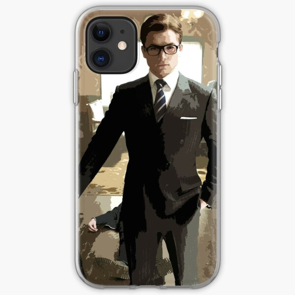Eggsy 3 iPhone Soft Case