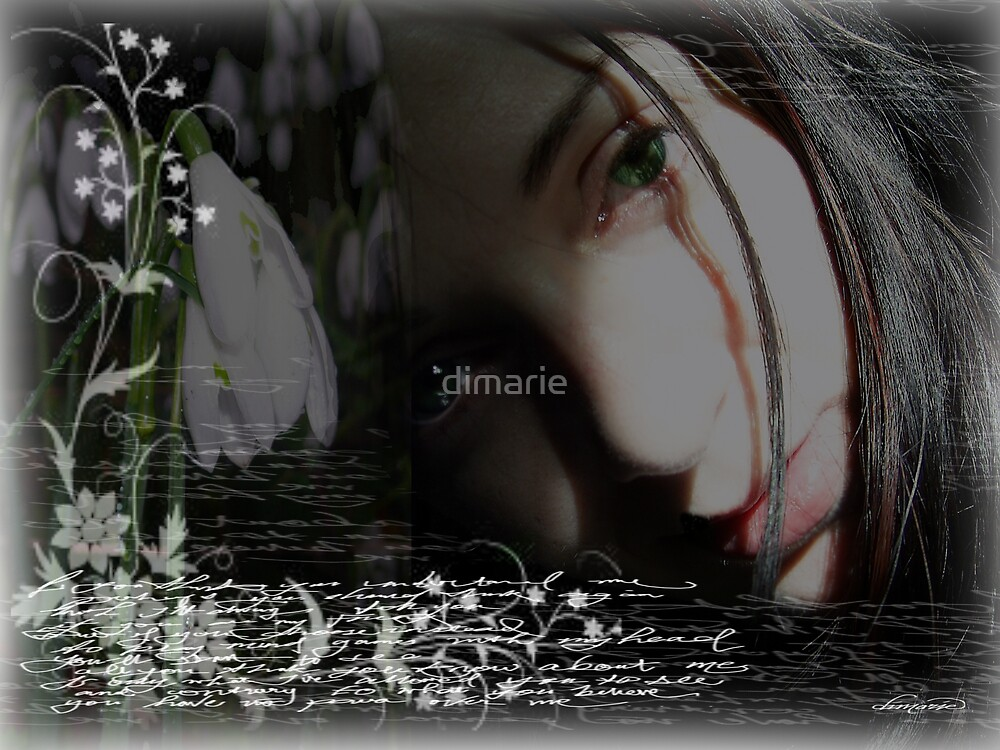 melancholy by dimarie