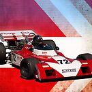 1972 Surtees TS9B-006 by Stuart Row