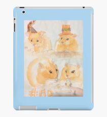 #ad iPad Case/Skin