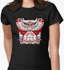 Babymetal FOX Women's Fitted T-Shirt