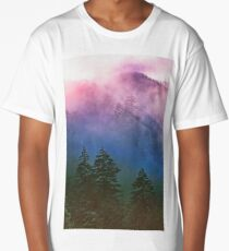 MISTY MOUNTAINS Long T-Shirt