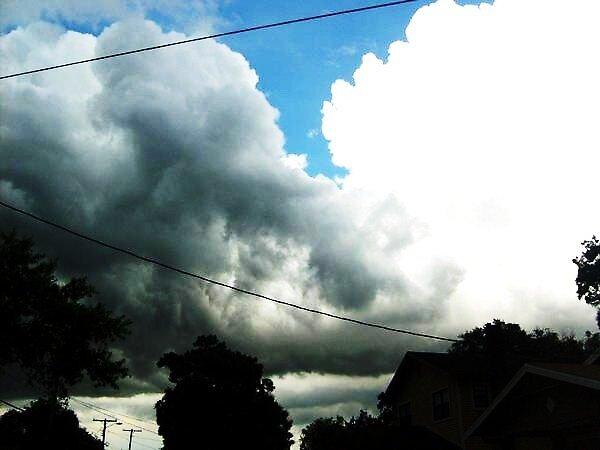 florida sky by Angela T