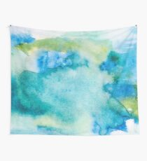 Watercolor Textures #10 Wall Tapestry