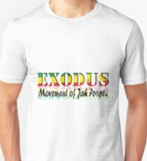 Exodus Movement of Jah People  T-Shirt