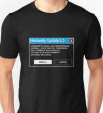 Humanity Update 2.0 T-Shirt