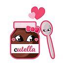 « Le nutella trop mignon  » par fafnnydesigns