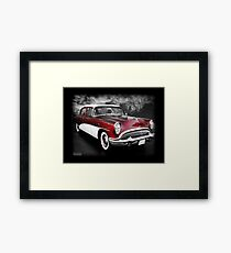 American Dream Framed Print