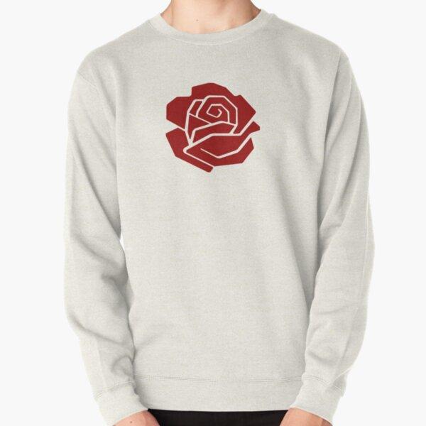 Democratic Socialist Rose DSA Pullover Sweatshirt
