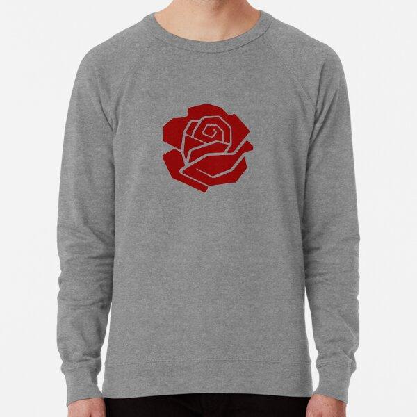 Democratic Socialist Rose DSA Lightweight Sweatshirt