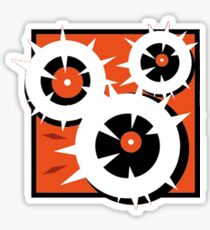 R6 Ying Icon Concept Sticker