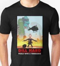 Rick & Morty - Dill Hard T-Shirt