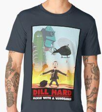 Rick & Morty - Dill Hard Men's Premium T-Shirt