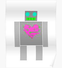 Robot Heart  Poster