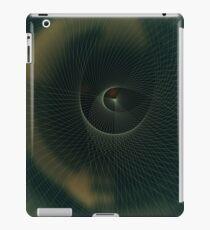 Geometric Nautilus Sublime Design iPad Case/Skin