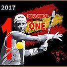 Rafa number 1 by Dulcina