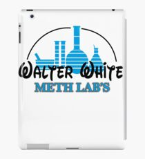 BREAKING BAD WALTER WHITE LAB HEISENBERG iPad Case/Skin