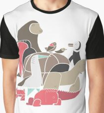 Galapagos Graphic T-Shirt