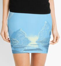 Melt Mini Skirt