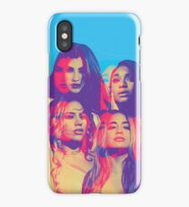 FIFTH HARMONY SELF TITLED COVER iPhone Case/Skin